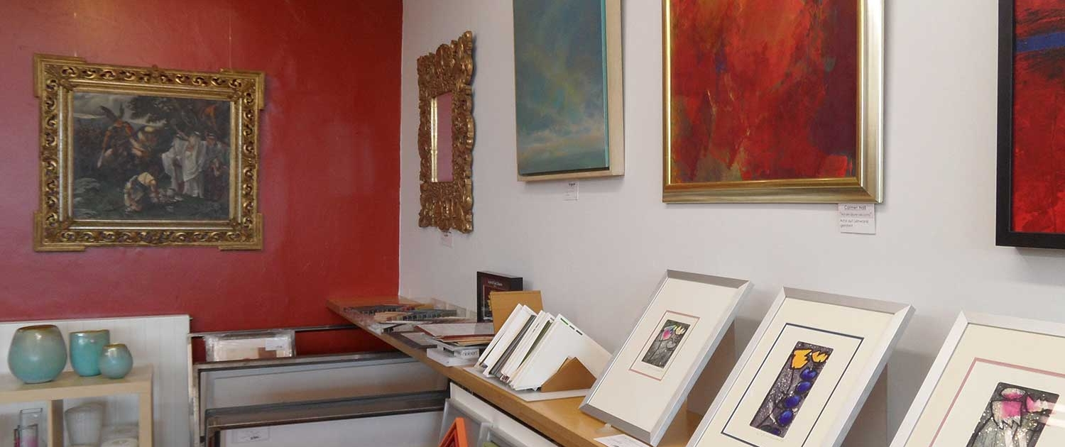 galerie-frames-and-pictures – Galerie Frames and Pictures in Rosenheim